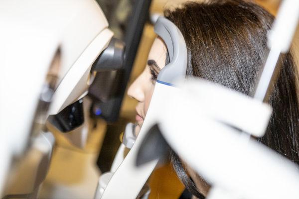 Augenklinik Castrop-Rauxel Untersuchung