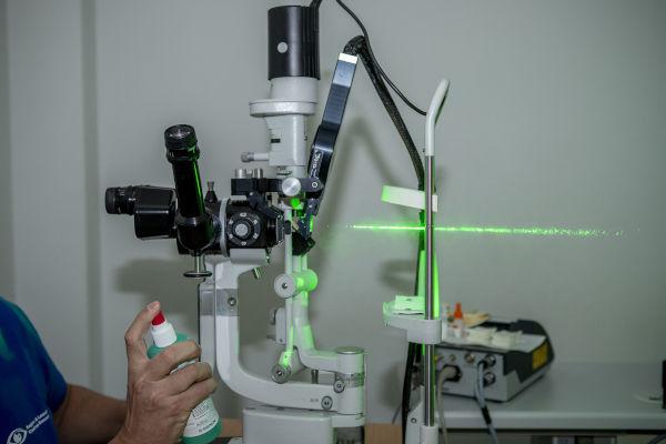 Augenklinik Castrop-Rauxel YAG-Laser- und Netzhautlaserverfahren